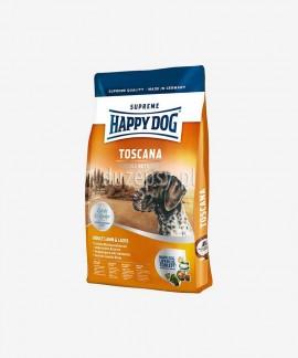 Happy Dog Toscana karma dla dorosłych psów z mniejszym zapotrzebowaniem energetycznym 12,5 kg