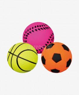 Piłka dla psa małego z gumy piankowej pływająca Trixie ø 4,5 cm