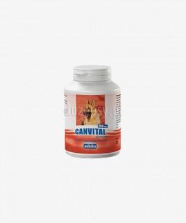 Canvital + karnityna witaminy i minerały dla psów aktywnych i pracujących MIKITA, 150 tabl.