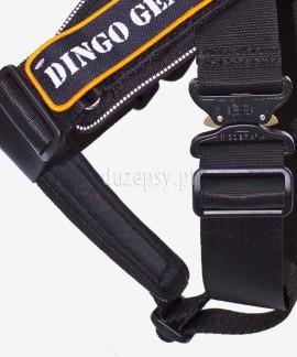 Szelki dla owczarka niemieckiego do pracy i szkolenia K9 Dingo Gear