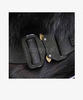 Mocna obroża dla psa z klamrą COBRA Dingo Gear