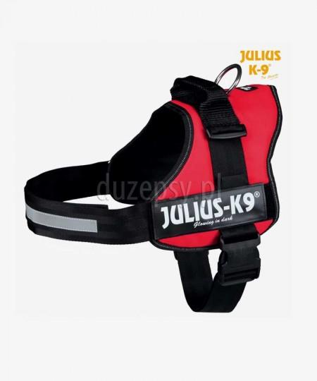 Szelki typu uprząż Julius-K9 Power dla dużego psa