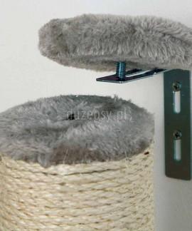Drapak dla kota słupek wysoki mocowany na ścianę Trixie
