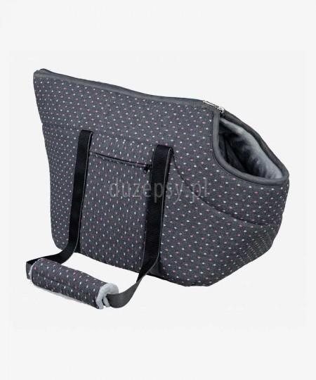 Ciepła torba transportowa dla psa NANE Trixie 26 × 32 × 56 cm