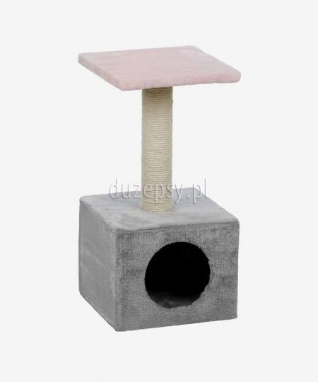 Drapak dla kota z domkiem Trixie ZAMORA wys. 60 cm