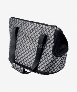 Elegancka torba transportowa dla psa lub kota Gordon 25 × 31 × 42 cm