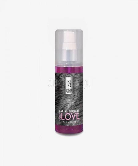 Perfum dla szczeniąt niwelujący przykre zapachy PUPPY LOVE SynergyLabs 127 ml