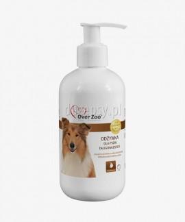 Odżywka dla psów długowłosych z proteinami wełny kaszmirskiej OVER ZOO 250 ml