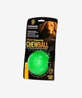Piłka dla psa na smakołyki extra mocna STARMARK Ø 7 cm