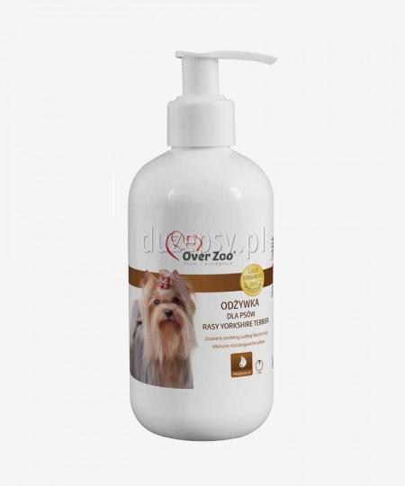 Odżywka dla psów rasy Yorkshire Terrier OVER ZOO 240 ml