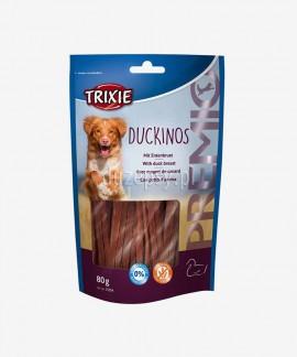 Trixie Premio mięso z kaczki przysmak dla psa DUCKINOS 80 g