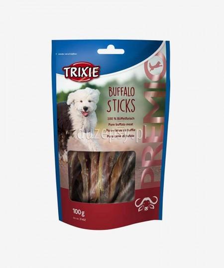 Mięsne przysmaki dla psa pałeczki z bawołu Trixie Premio op. 100g