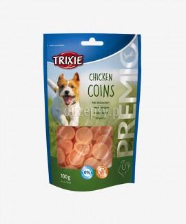 Przysmaki dla psa krążki z kurczakiem Trixie Premio 100 g