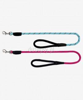 Smycz z linki dla psa z odblaskiem Trixie Sporty Rope 1 m