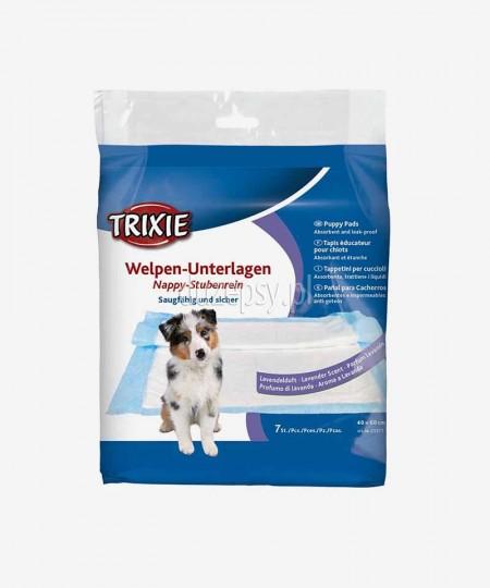 Mata podkład higieniczny dla szczeniąt o zapachu lawendy Trixie