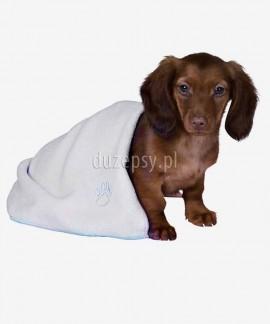 Wyprawka dla szczeniąt niebieska Trixie - Koc, ręcznik, 2 zabawki