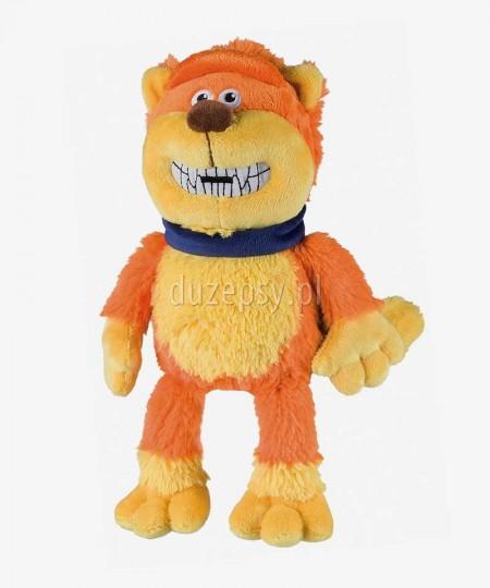Trixie piszcząca zabawka dla psa pluszowa kot PIDSLEY 30 cm
