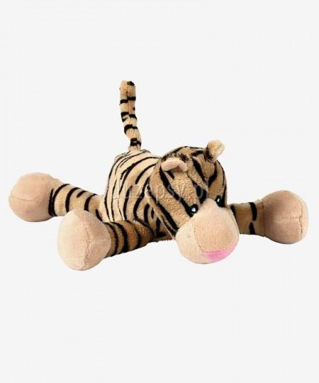 Pluszowa zabawka dla psa wydająca dźwięki tygrysek TRIXIE 20 cm
