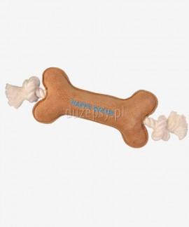 Zabawka dla psa kość skórzana gryzak Trixie 30 cm