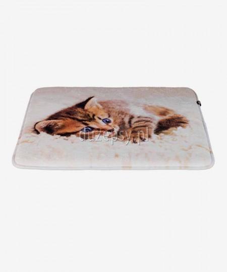 Mata dla kota pluszowe legowisko TILLY Trixie 50 × 40 cm