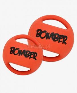 Mocna piłka dla psa pływająca Zeus BOMBER Ø 11,5 cm