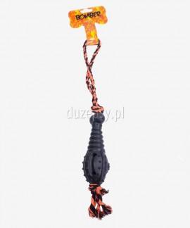 Zabawka dla dużego psa z linką POCISK Zeus BOMBER