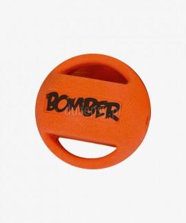 Zeus BOMBER piszcząca piłka dla psa z pianki DURAFOAM