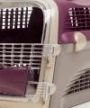 Elegancki transporter dla kota CABRIO Catit burgund 35 x 51 x 33 cm