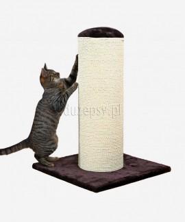 Drapak dla dużego kota z grubym słupkiem sizalowym LUCA Trixie wys. 70 cm
