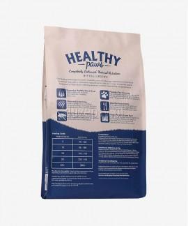 Healthy Paws królik, kaczka i brązowy ryż karma dla psów dorosłych 6 kg