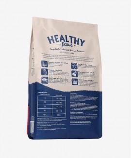Healthy Paws dziczyzna i proso karma dla psów dorosłych 2 kg
