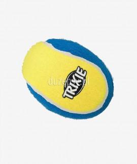Piłka dla psa rugby tenisowa duża Trixie 12 cm