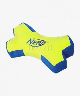NERF DOG Pluszowa kość do szarpania piszcząca zabawka dla psa