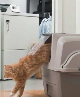 Kuweta dla kota samoczyszcząca Catit SmartSift 63 x 66 x 48 cm