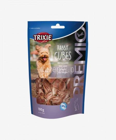 Przysmaki dla psa z królikiem kosteczki Trixie PREMIO Rabbit Cubes 100 g