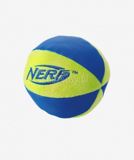 Pluszowa piłka dla psa NERF DOG ø 10 cm
