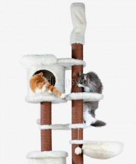 Drapak dla kota do sufitu Trixie OLIWIA wys. 220-250 cm