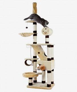 Drapak dla kota montowany do sufitu Trixie BELORADO 246-280 cm