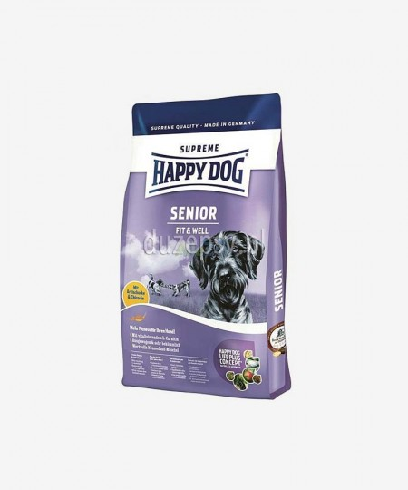 Happy Dog Fit & Well Senior karma dla starszych psów 12,5 kg