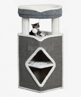 Drapak dla kota szary wieża ARMA Trixie wys. 98 cm