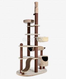 Duży drapak dla kota do sufitu Trixie NATANIEL 228-268 cm