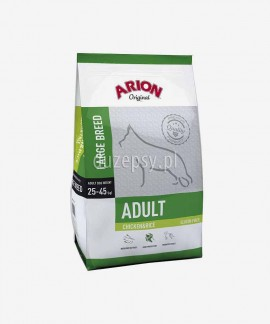 ARION Original Adult Large Breed Chicken & Rice 12 kg - kurczak sucha karma dla dorosłych psów dużych ras
