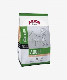 ARION Original Adult Large Breed Salmon & Rice 12 kg - łosoś sucha karma dla dorosłych psów dużych ras