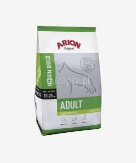 ARION Original Adult Medium Breed Chicken & Rice 12 kg - kurczak sucha karma dla dorosłych psów średnich ras