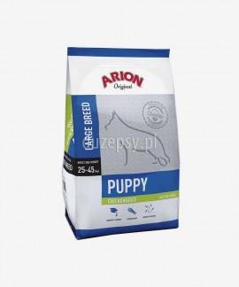 ARION Original Puppy Large Chicken & Rice 12 kg - sucha karma dla szczeniąt psów dużych ras z kurczakiem