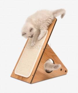 Drapak dla kota drewniany plac zabaw Catit Play Center wys. 50 cm