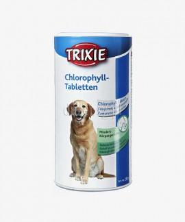 Tabletki z chlorofilem przeciw wydzielaniu się nieprzyjemnych zapachów u psa CHLOROPHYLL Trixie