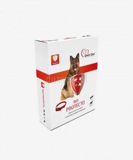 BIO PROTECTO Obroża na kleszcze i pchły dla dużego psa z naturalnymi olejkami eterycznymi 75 cm