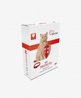 Obroża dla kota na pchły i kleszcze z naturalnymi olejkami eterycznymi BIO PROTECTO 35 cm