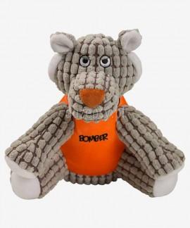 Tygrys AXEL Pluszowa zabawka dla psa piszcząca ZEUS Bomber Special Forces, 2 rozmiary